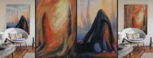 Katarzyna Śliwka malarstwo obrazy na sprzedaż